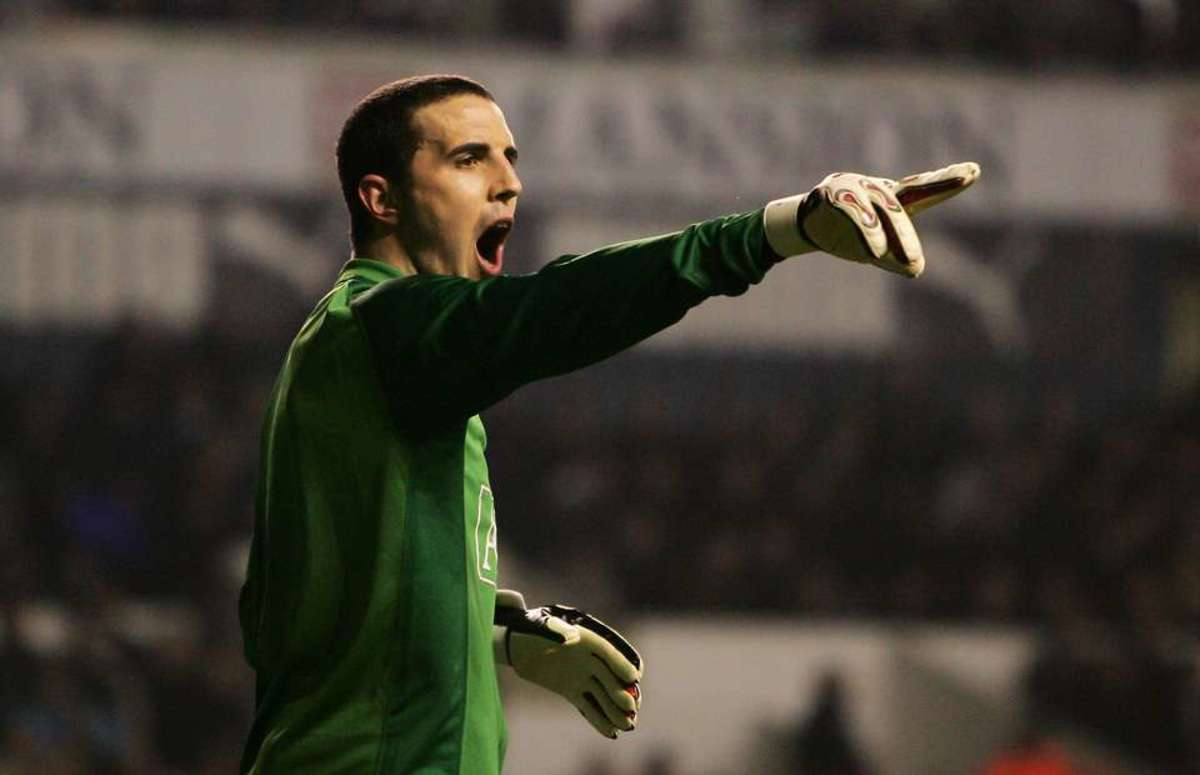 John O'Shea has played nearly every position on the field, including goalkeeper.