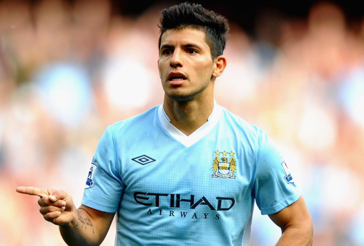 Sergio Aguero Deserves More Respect