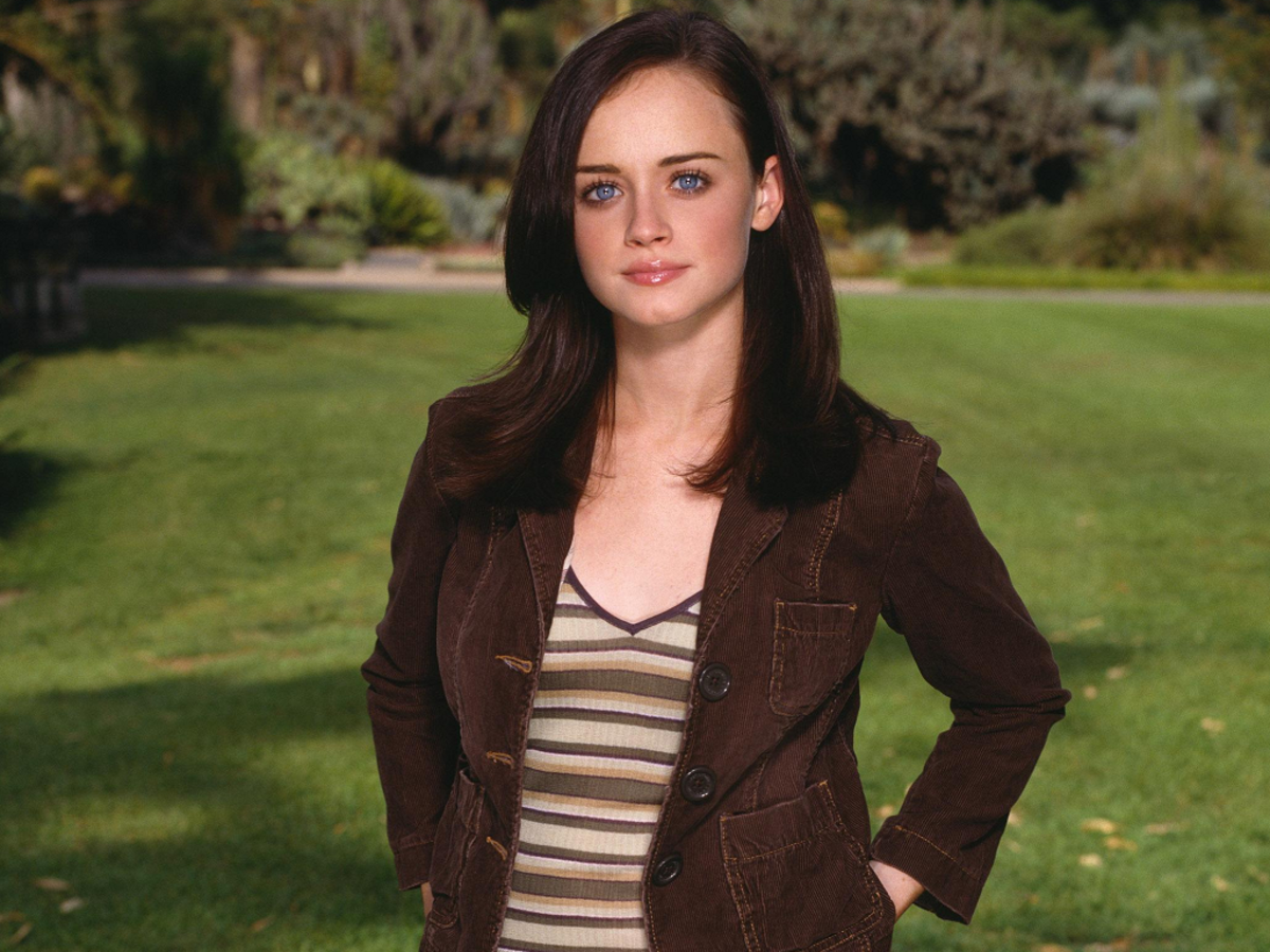 "The Hair(volution) of Rory Gilmore on ""Gilmore Girls"""