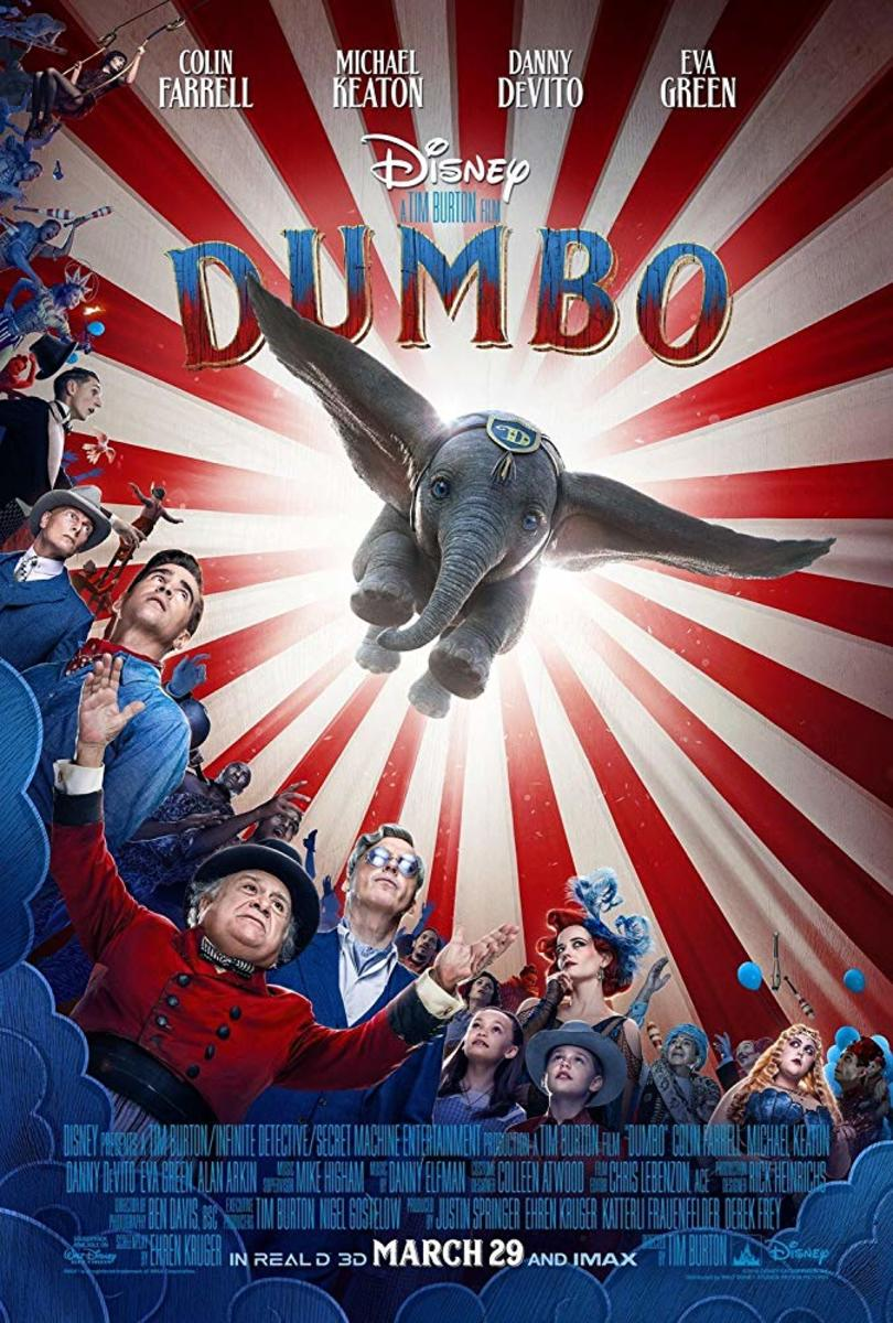 Tim Burton's 'Dumbo' (2019) Movie Review