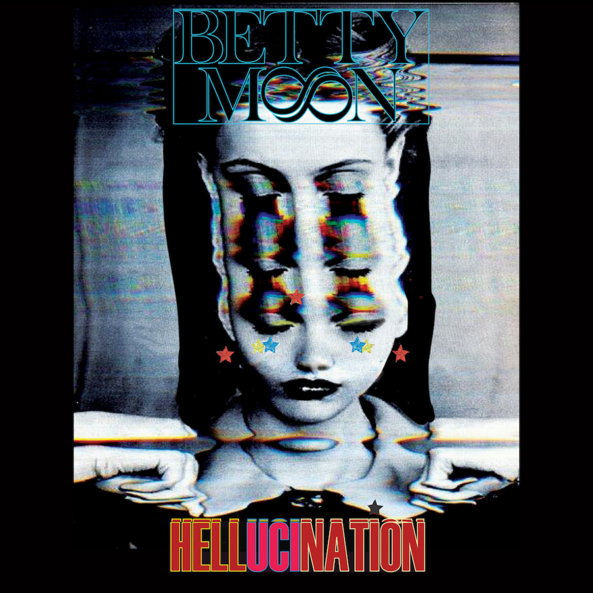 Betty Moon's latest LP 'Hellucination'