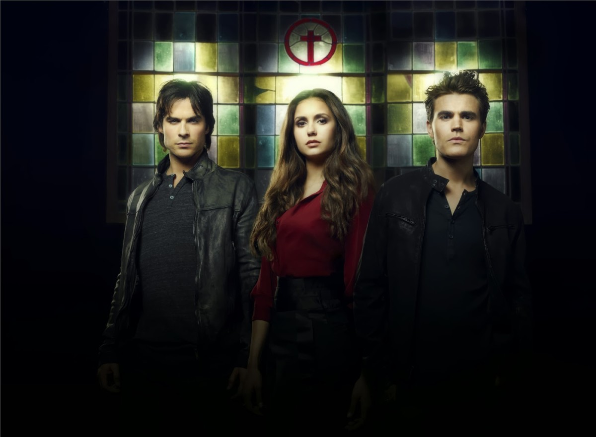 "30 Facts About ""The Vampire Diaries"" to Sink Your Teeth In"