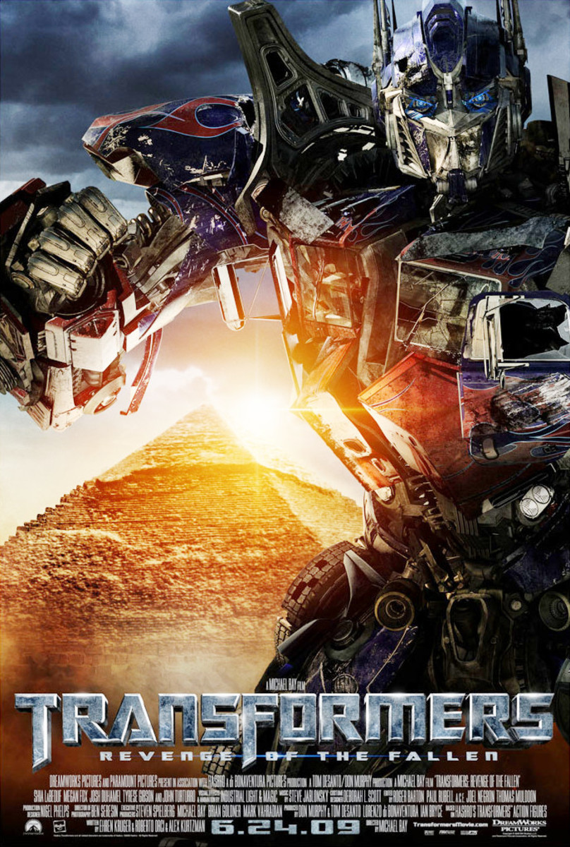 Should I Watch..? 'Transformers: Revenge of the Fallen'