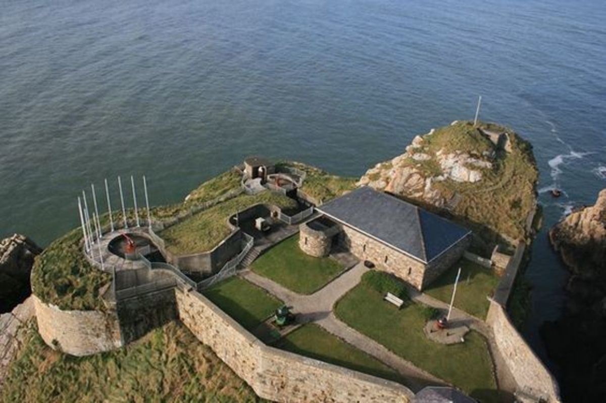 Visiting the Fort Dunree Military Museum