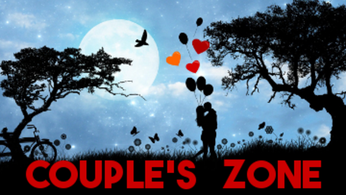 Poem: Couple's Zone