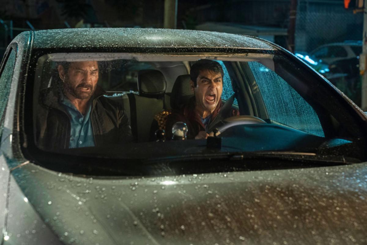 'Stuber' Review: Was Clyft Already Taken?