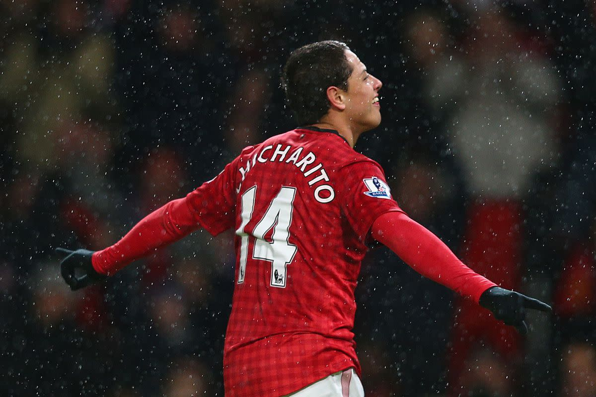 Chicharito's inimitable style makes him quite popular.
