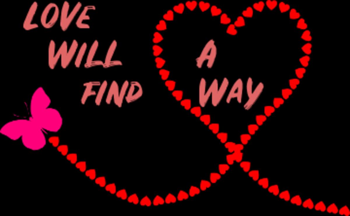 Poem: Love Will Find a Way