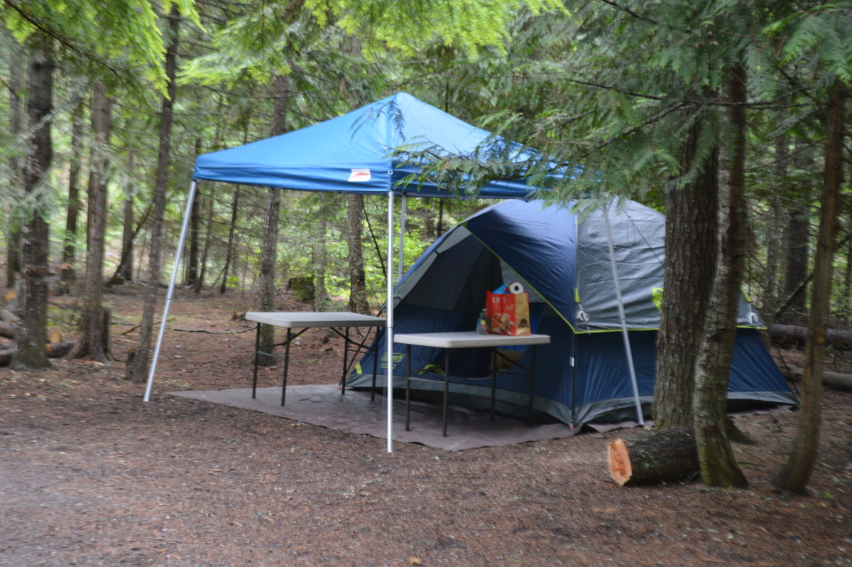 "Mommy's ""Must-Haves"" for Camping"