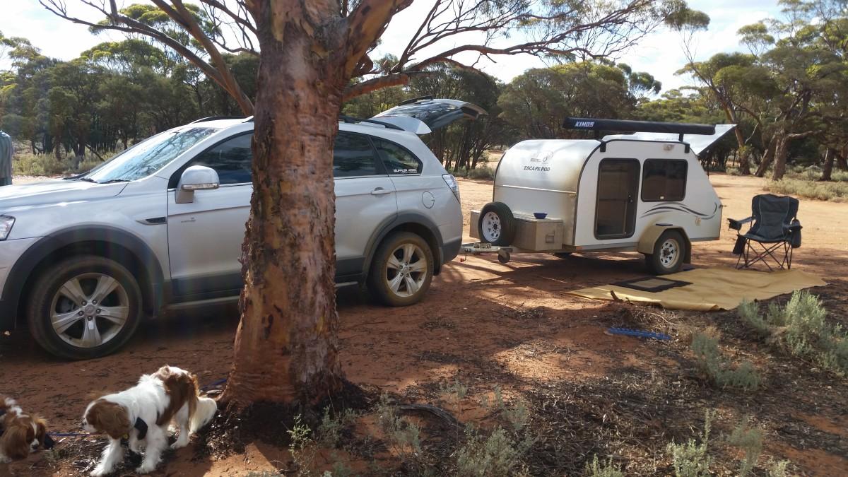 My Camping Rig