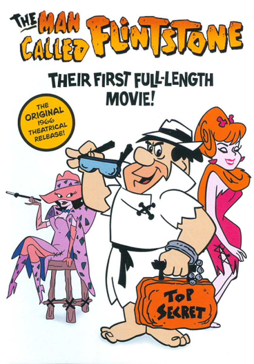 History of Hanna-Barbera: 'The Man Called Flintstone' (1966)
