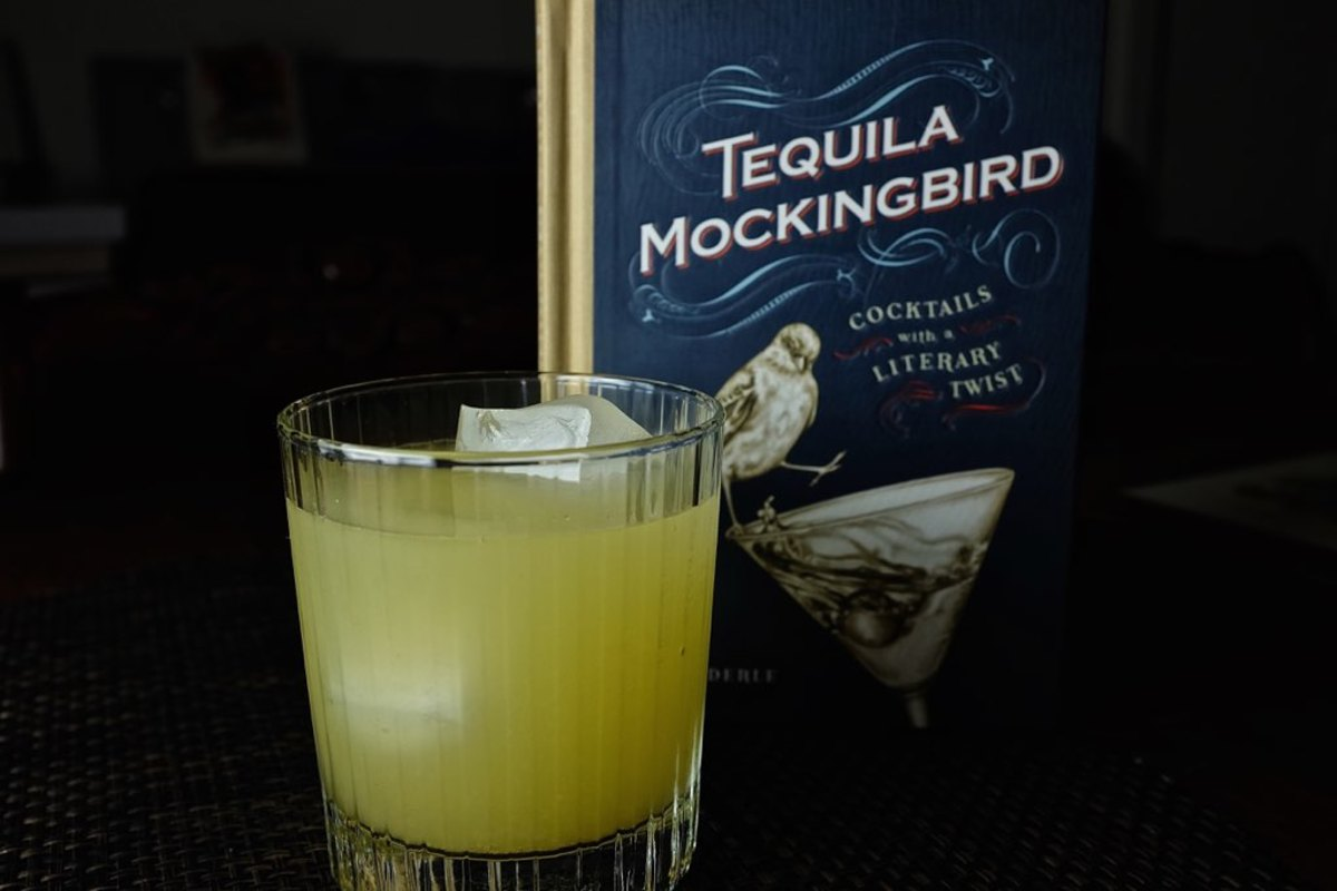 How to Throw a Tequila Mockingbird Literary Cocktail Party