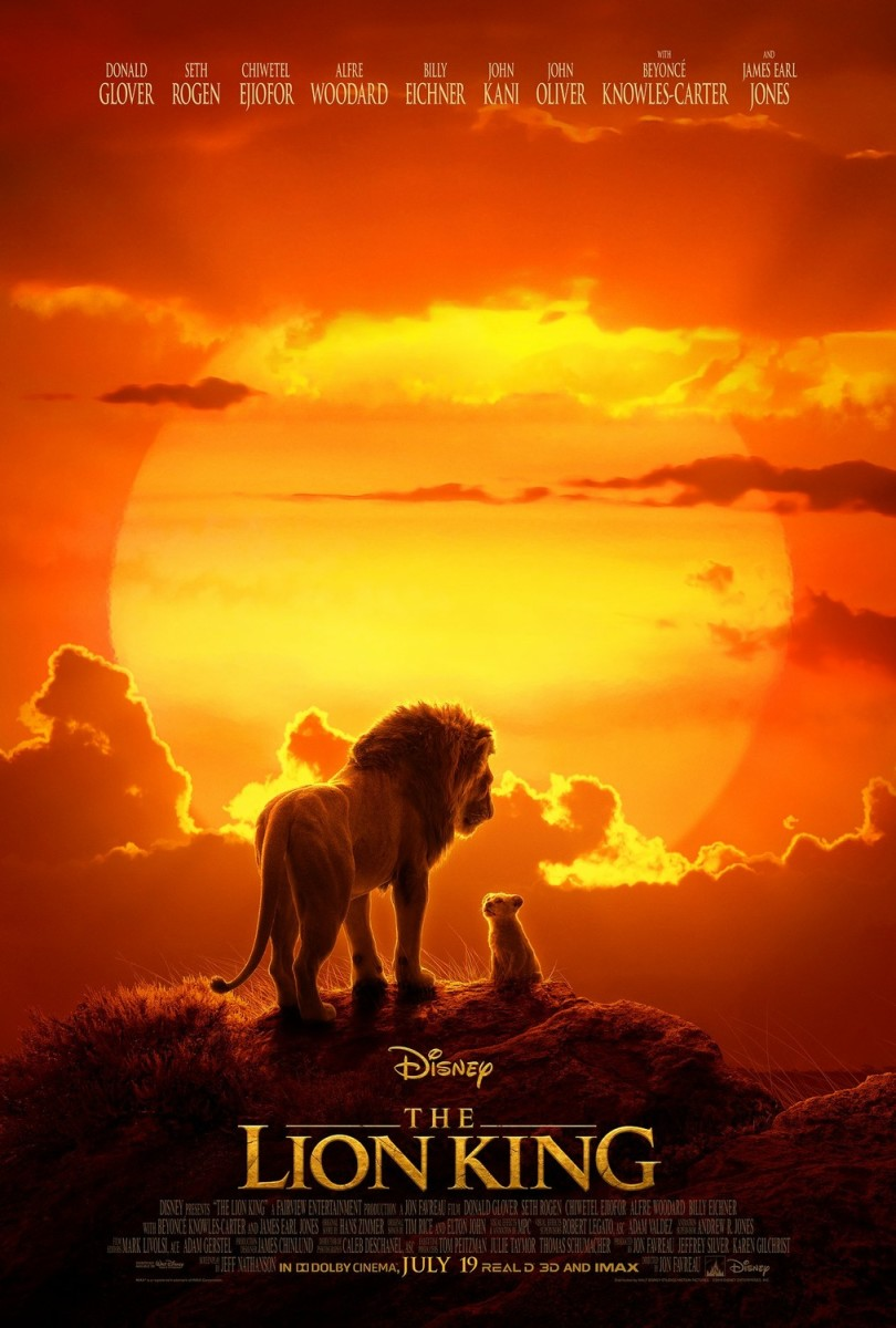 """Movie Review: """"The Lion King"""""""