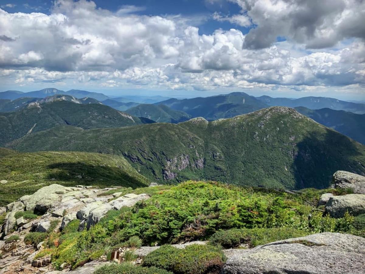 Adirondack Hike: Haystack, Basin and Saddleback