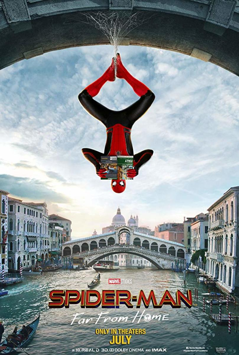 'Spider-Man: Far From Home' (2019) A Webberific Movie Review
