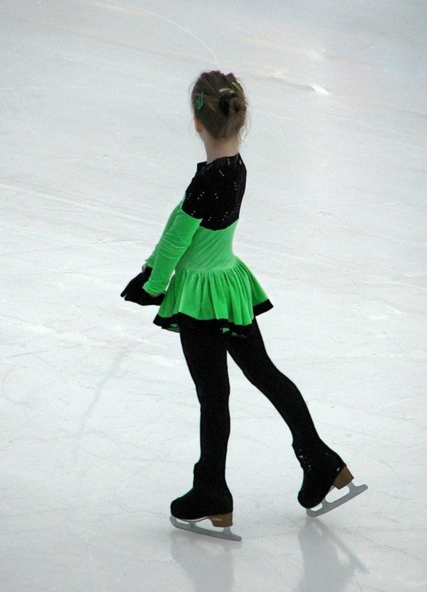 Figure Skating and Moves in the Field Tests