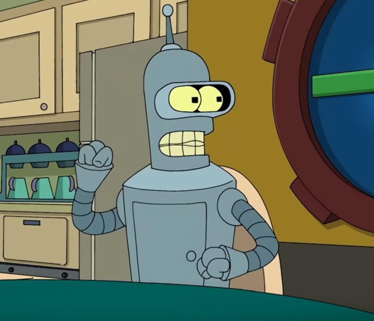 Top 10 Best 'Futurama' Episodes All About Bender: Fox Edition