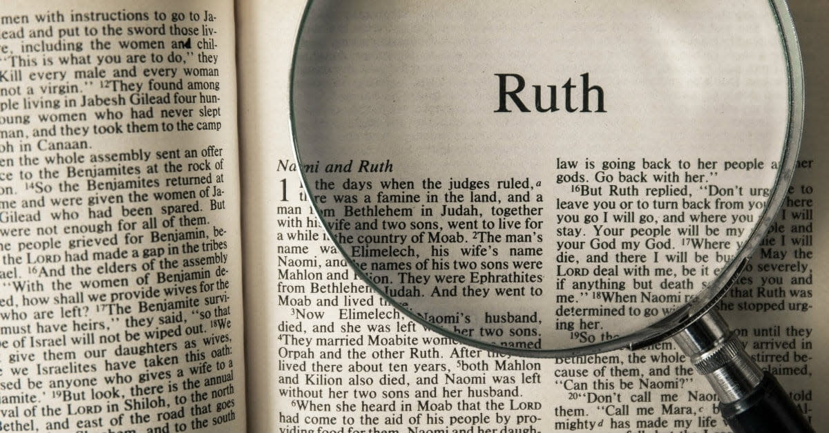 Lord, Give Me the Spirit of Ruth
