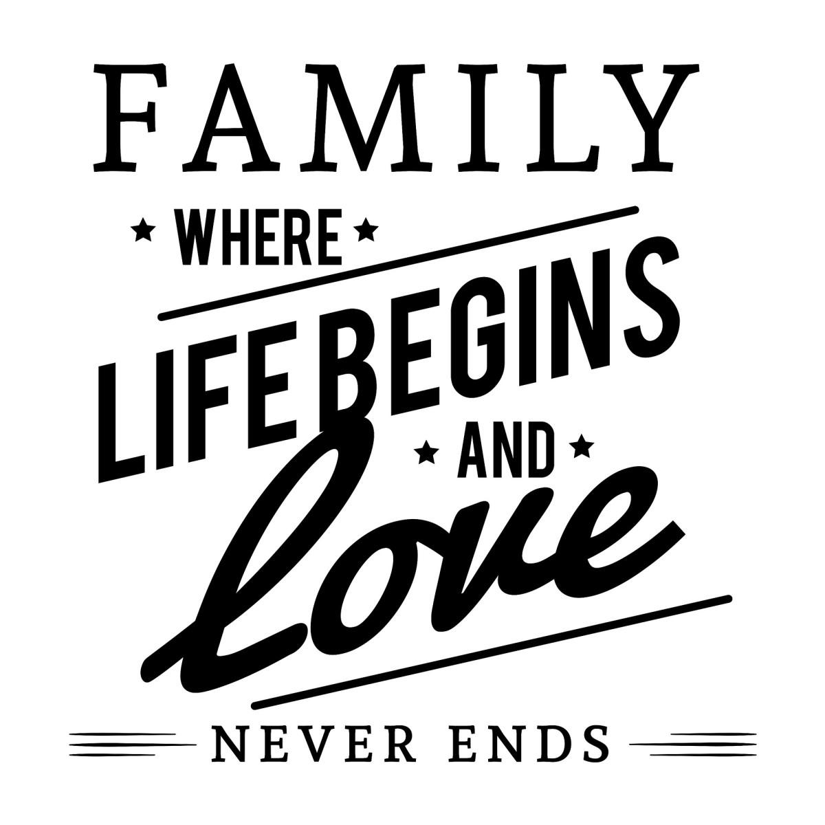 Memories of My Family