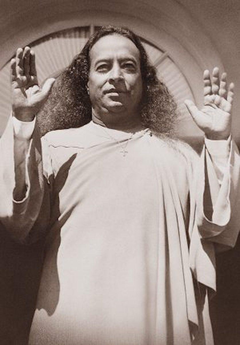 Paramahansa Yogananda S A Mirror New Owlcation