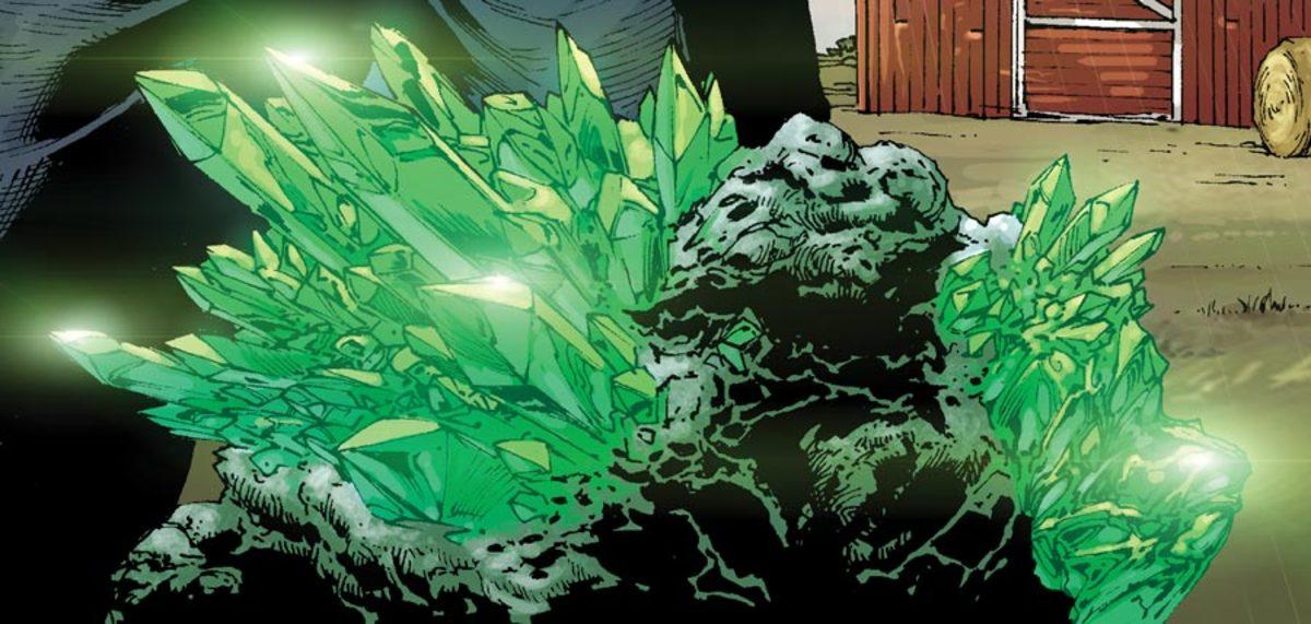 The very stuff, Kryptonite.