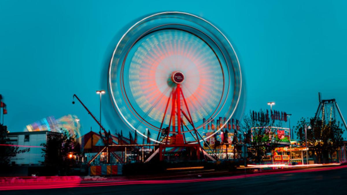 Like an Amusement Park