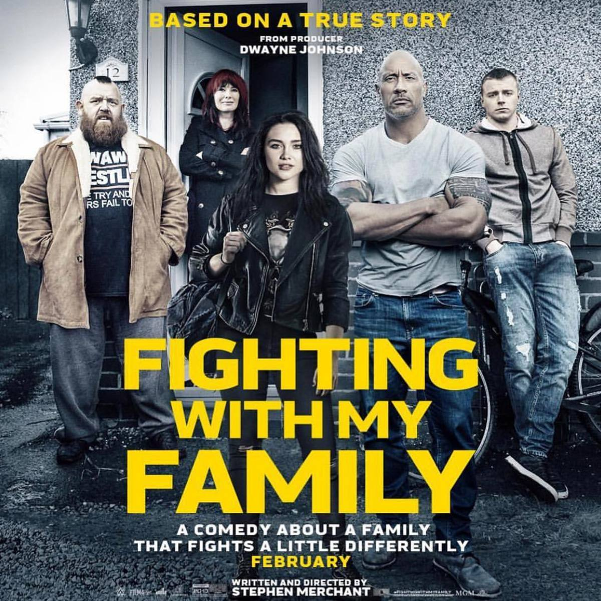 Should I Watch..? 'Fighting With My Family'