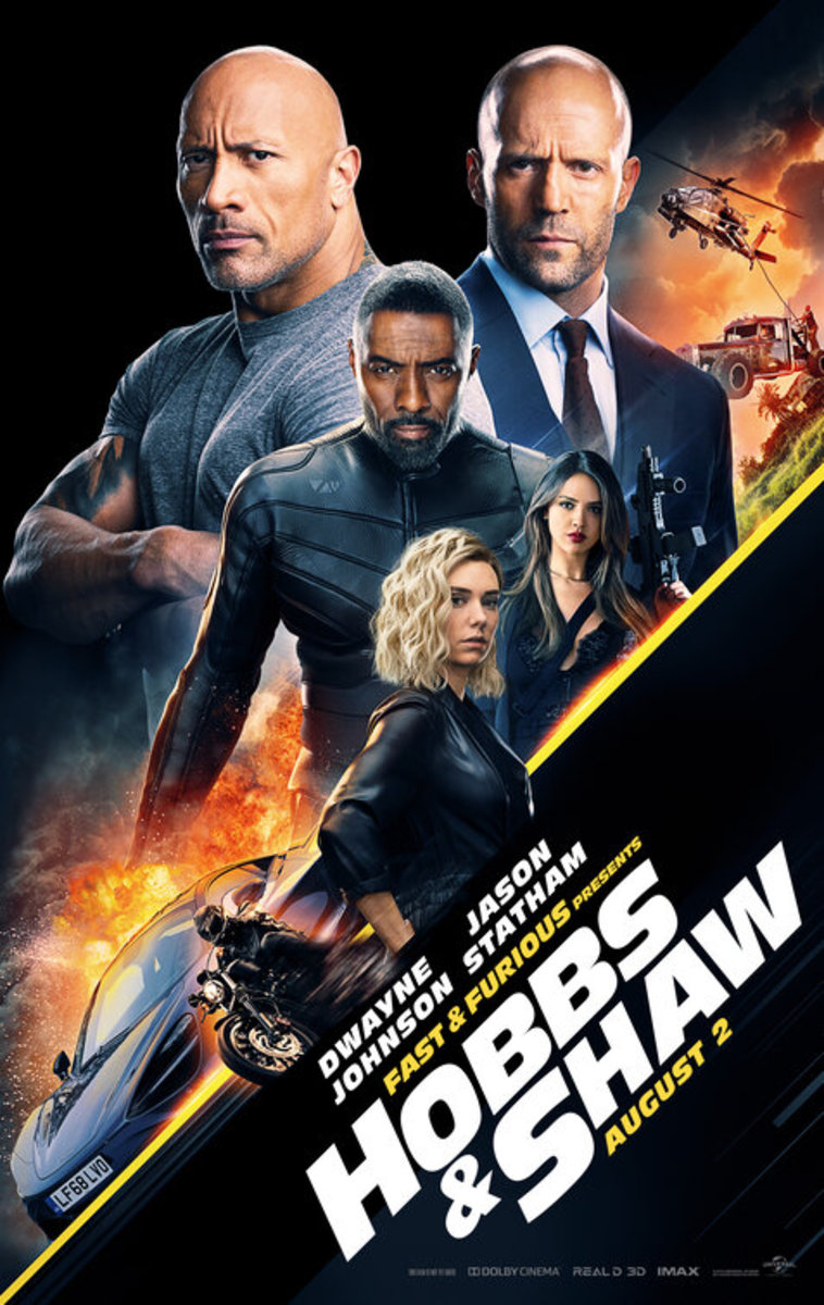 'Hobbs & Shaw' Review