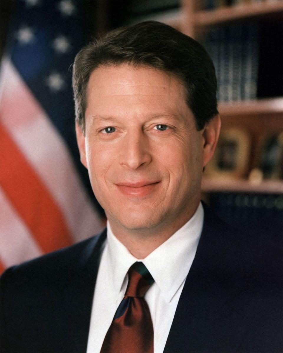 Former Vice-President Albert Gore, Jr.