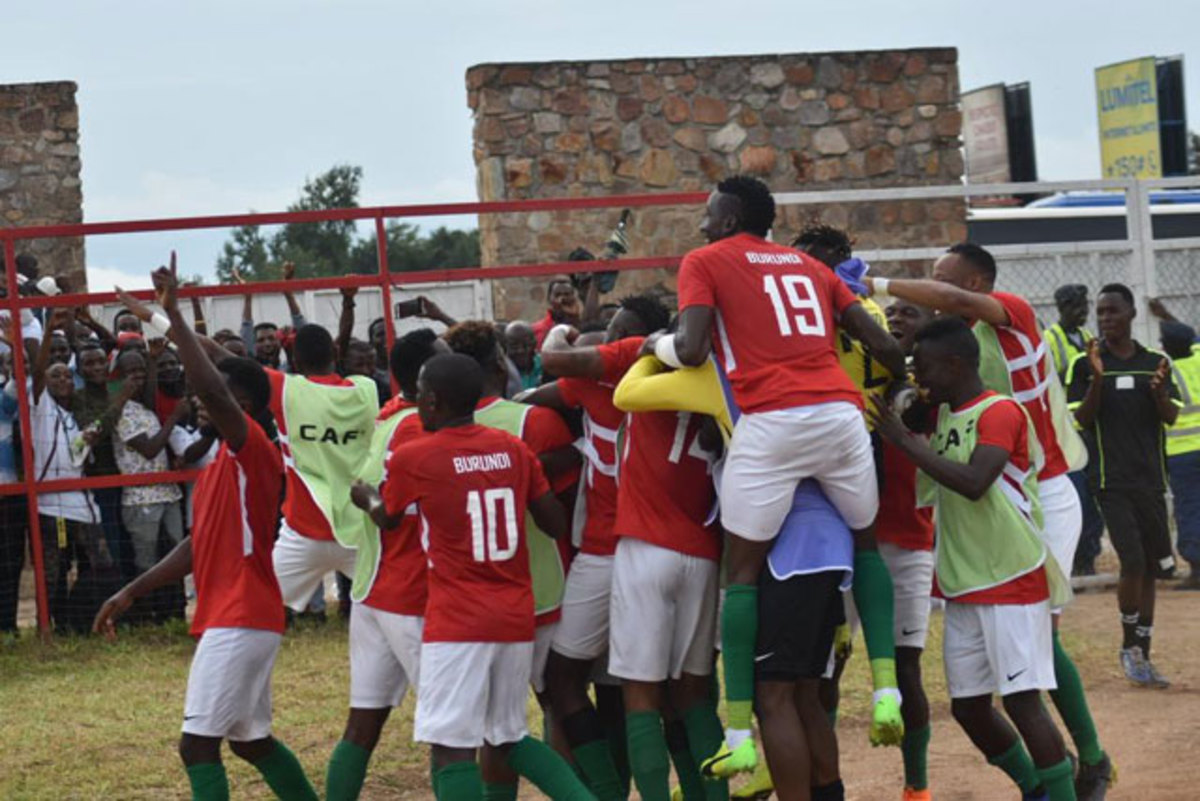 Burundi and Its 26-Year Sojourn to the 2019 Africa Cup of Nations