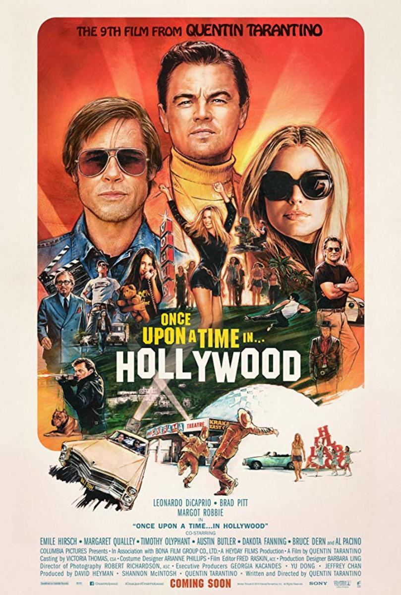 'Once Upon a Time... in Hollywood' (2019) A Groovy Movie Review