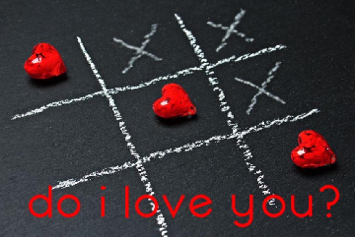 Poem: Do I Love You?