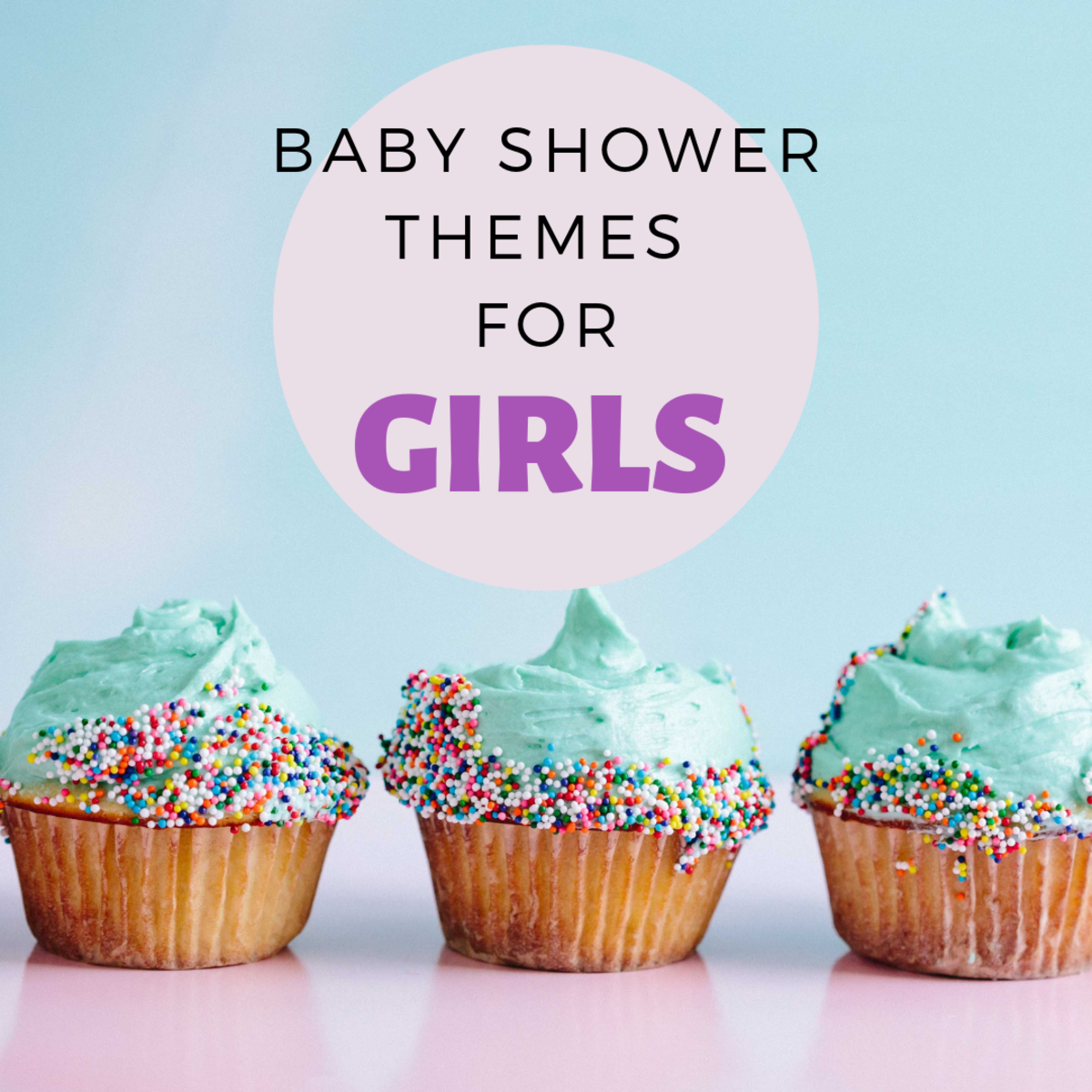100 Fun Baby Shower Party Themes for Girls