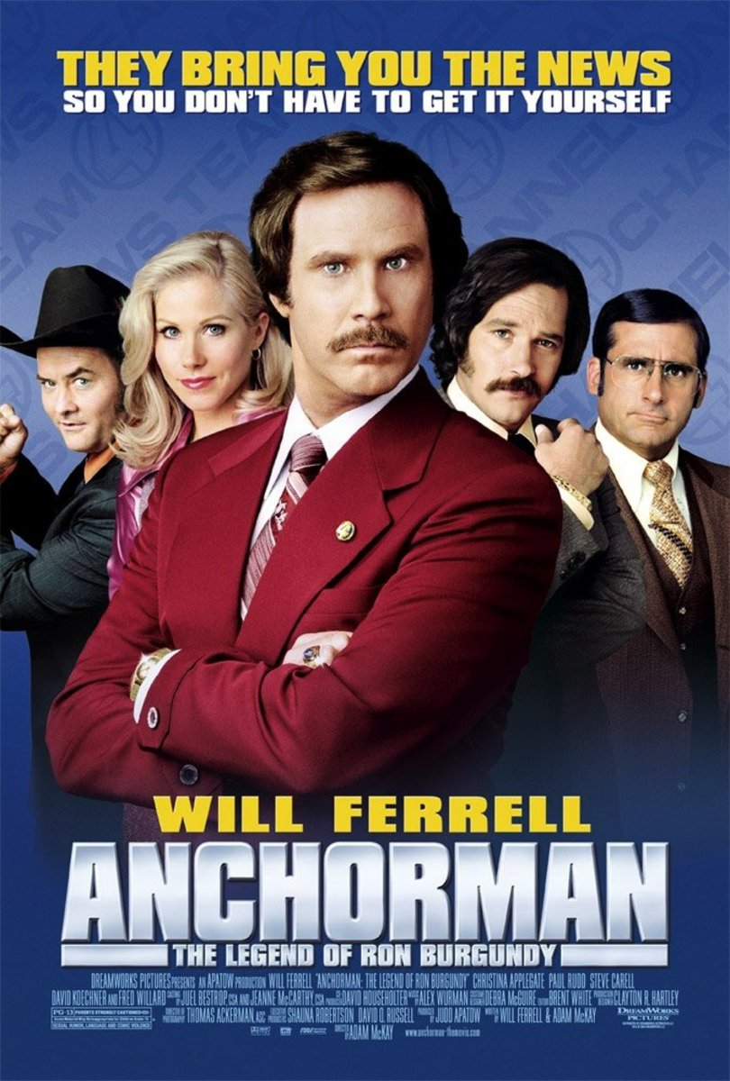 Should I Watch..? 'Anchorman: The Legend of Ron Burgundy'