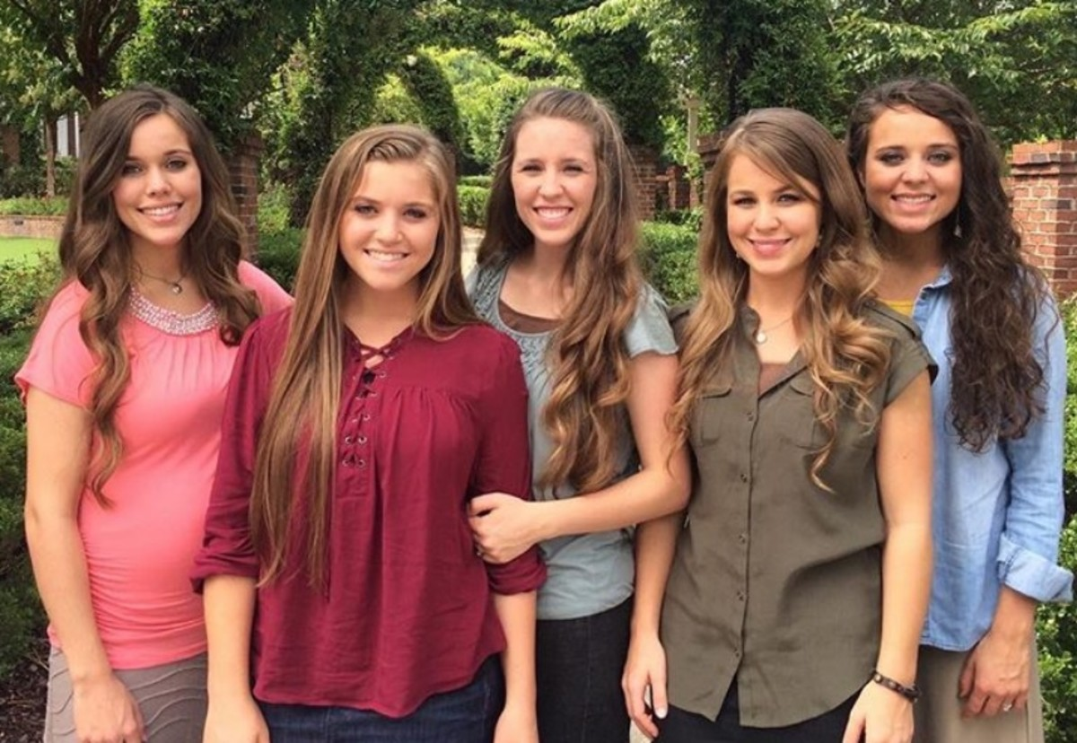 Which Disney Princesses Would the Duggar Daughters Be?