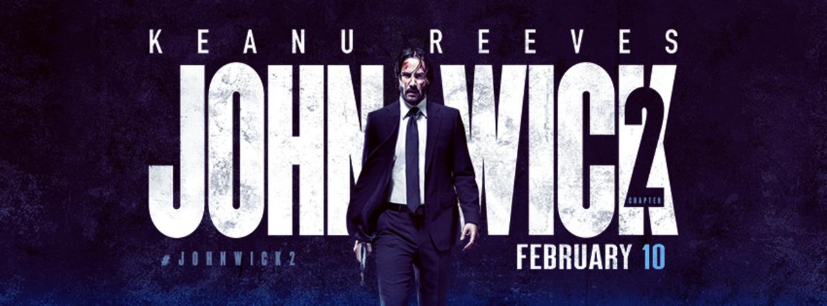 Should I Watch John Wick Chapter 2 Reelrundown