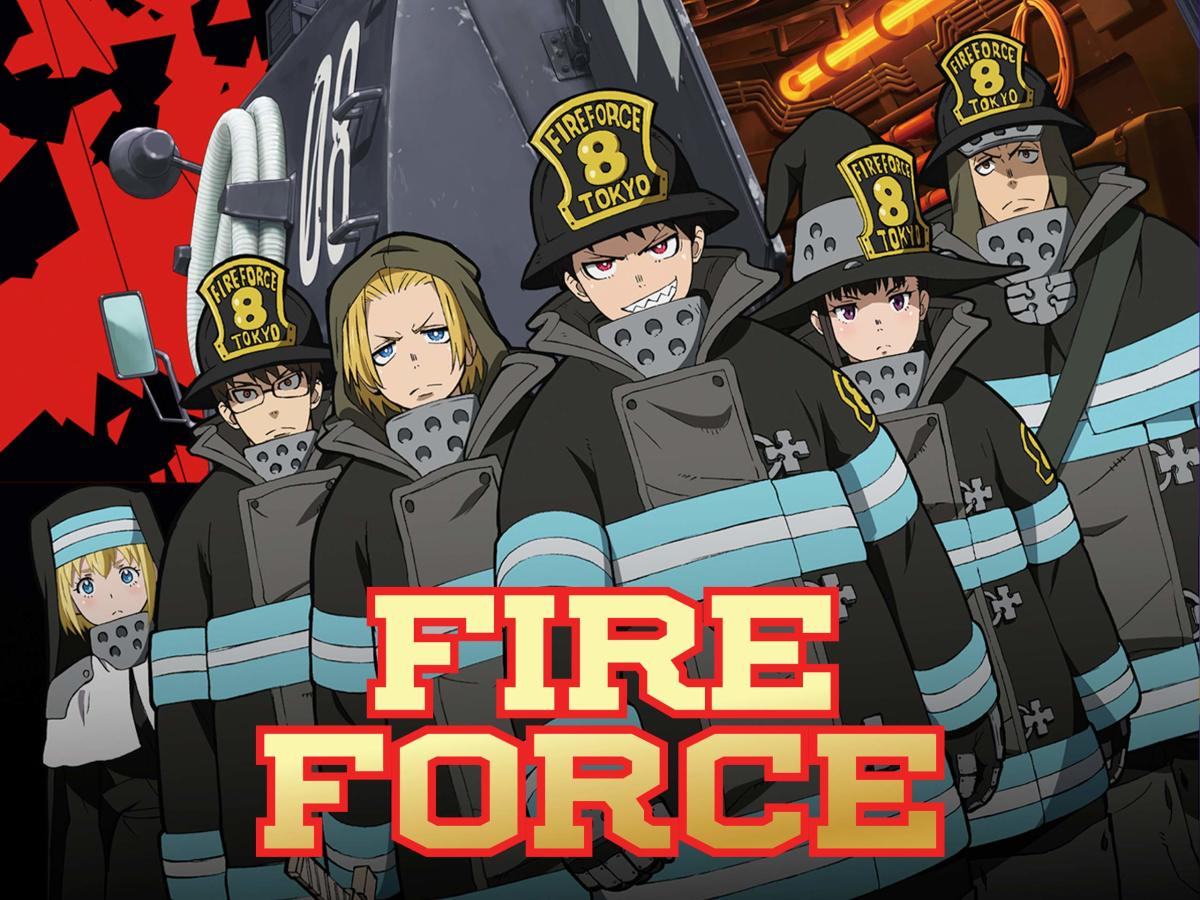 5 Anime Like 'Enen no Shouboutai' ('Fire Force')