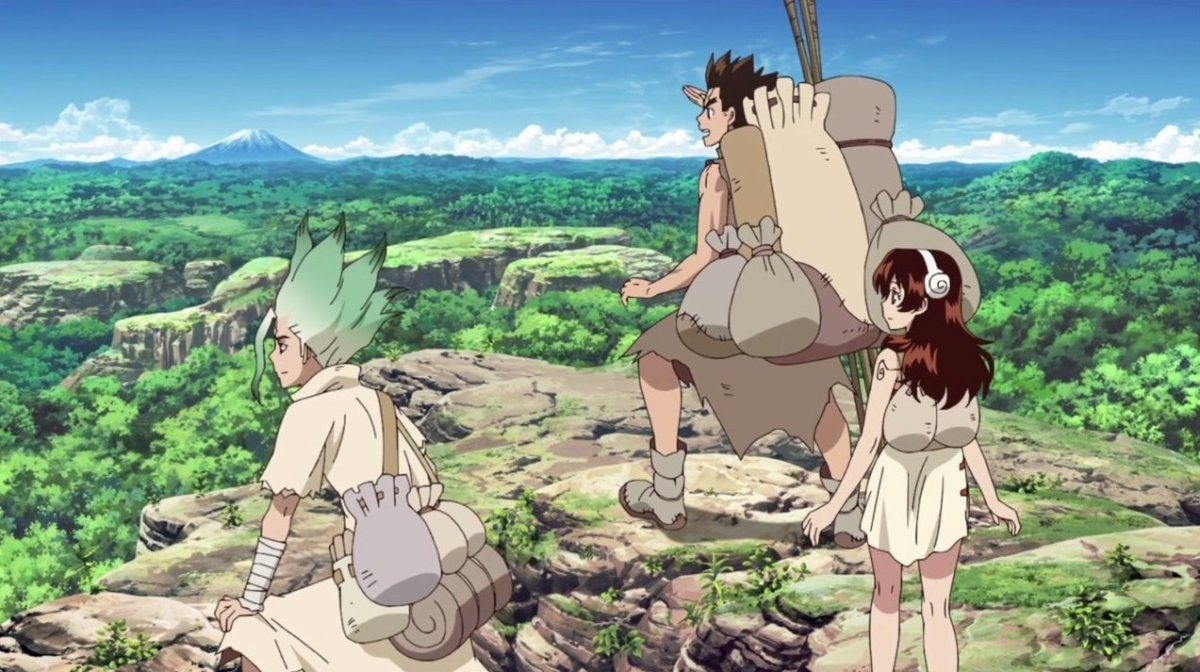 5 Anime Like 'Dr. Stone'