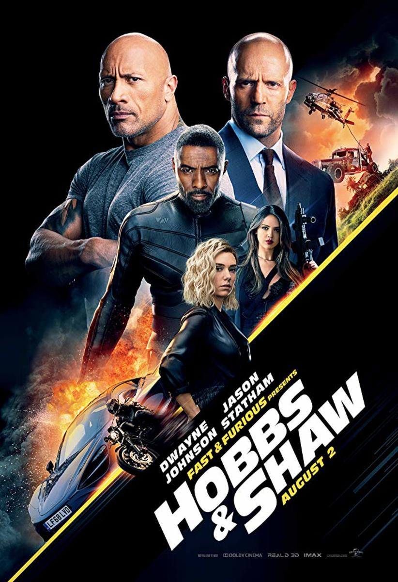 'Fast & Furious Presents: Hobbs & Shaw' (2019) Movie Review