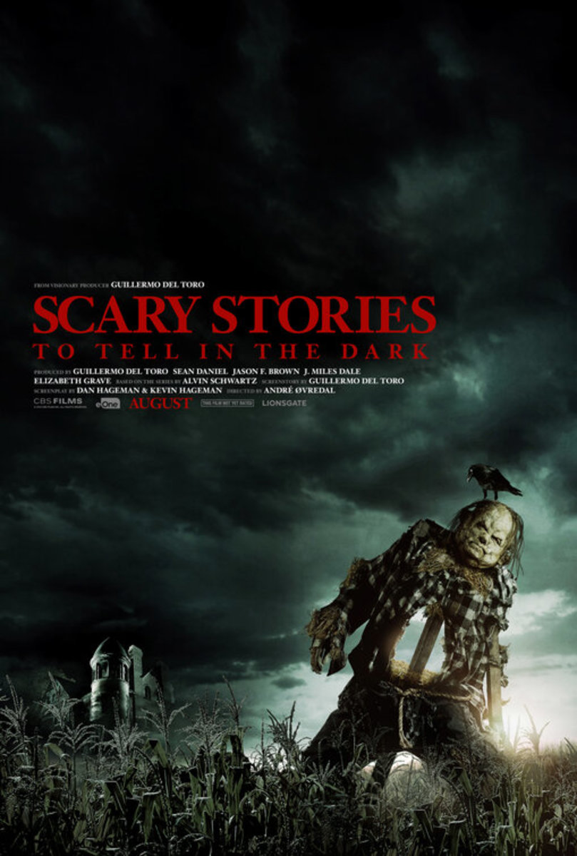 'Scary Stories to Tell in the Dark' Review
