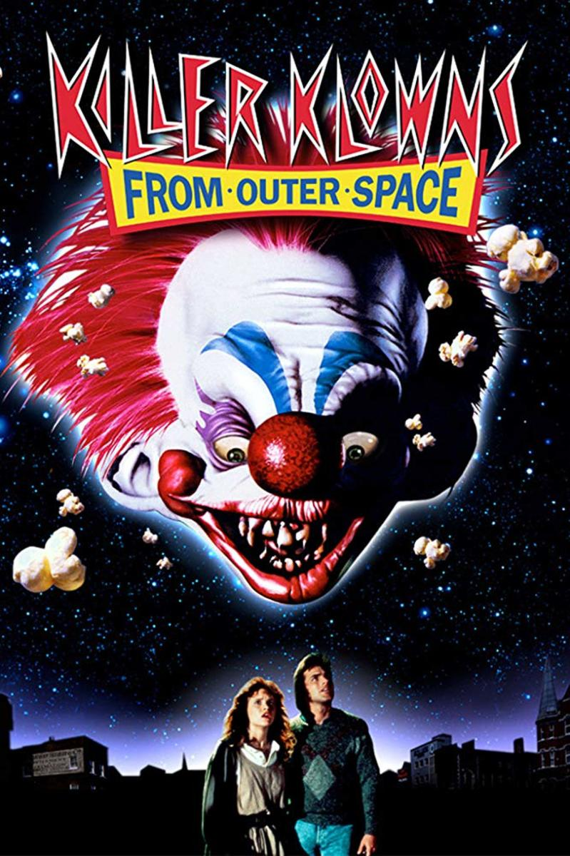 'Killer Klowns From Outer Space': Throwback Review