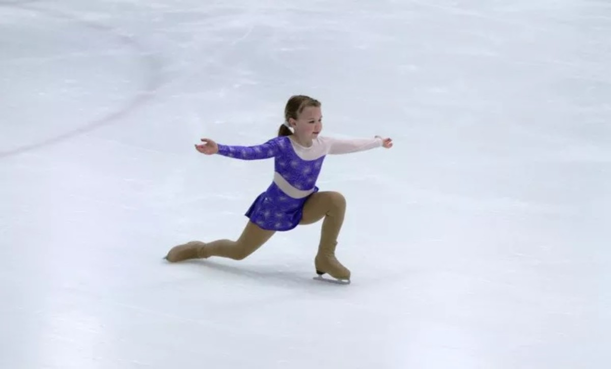 How to Register Your Figure Skater for Their First Official Test