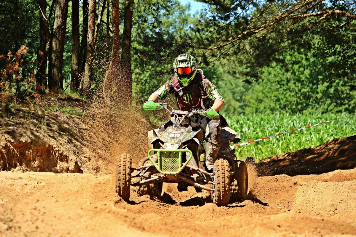 Buying a Gas 50cc Four Wheeler ATV for Kids