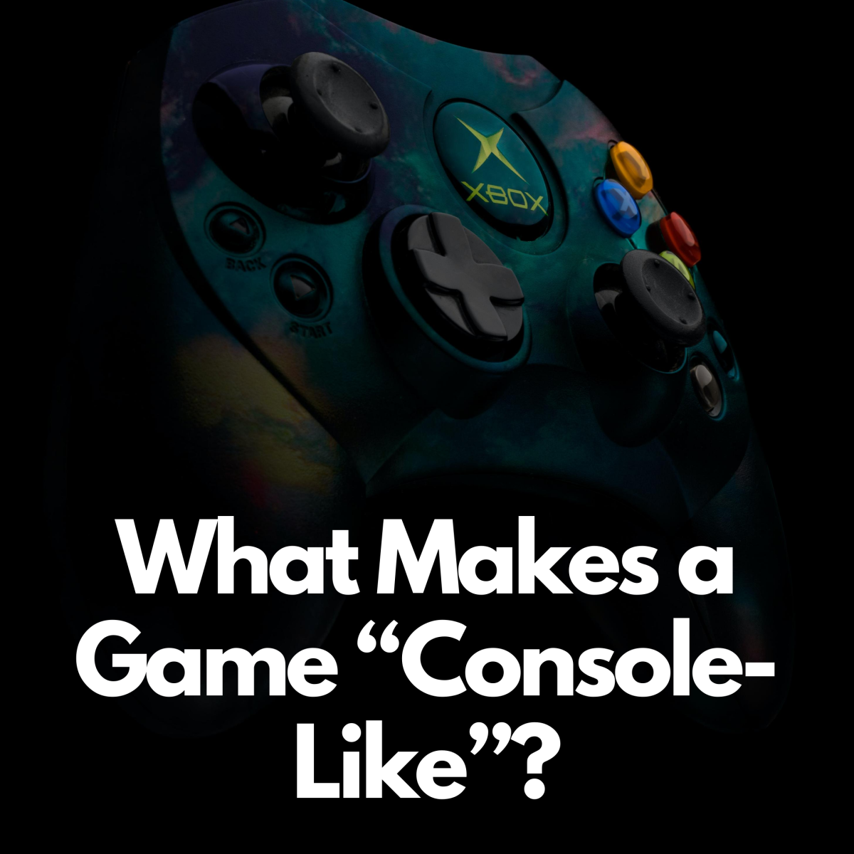 What Makes a Video Game