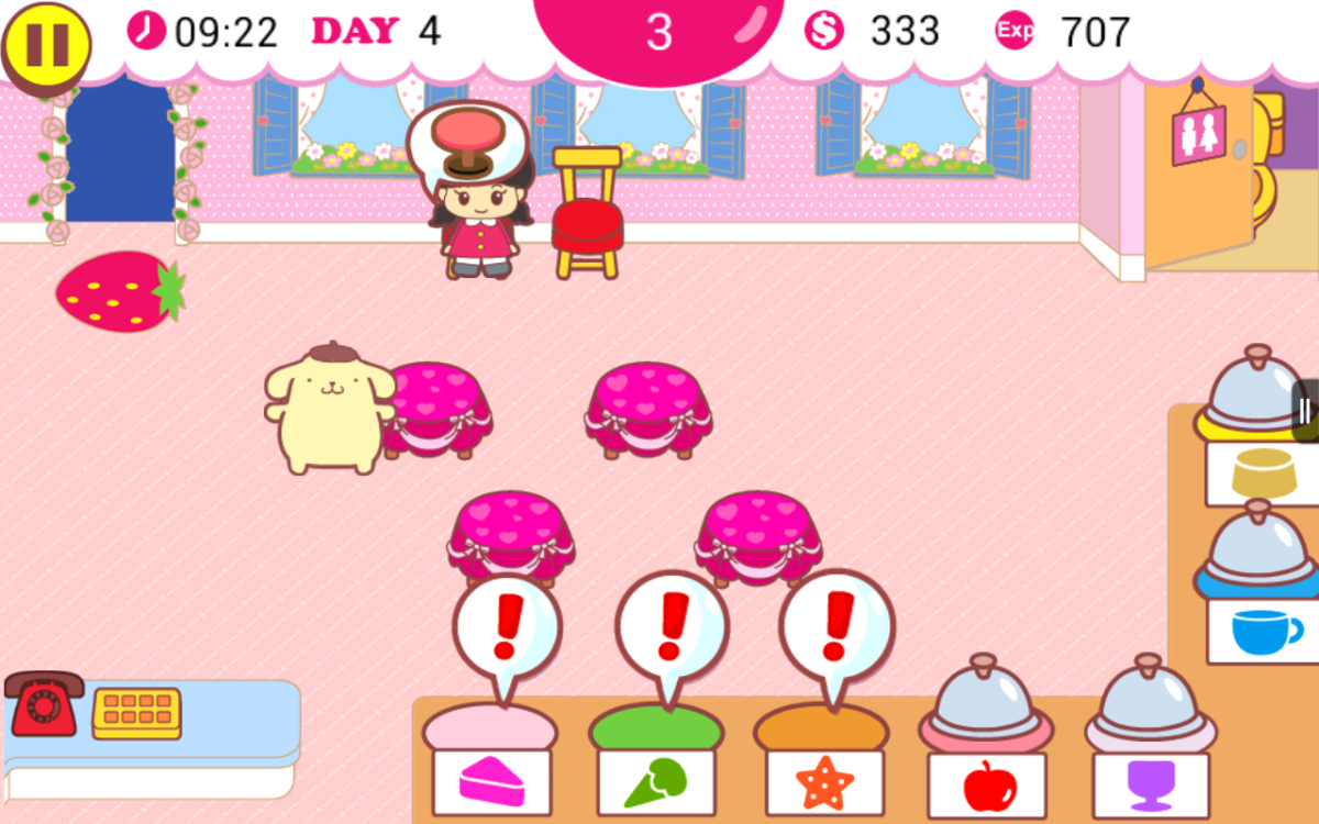 Hello Kitty fans rejoice, there are free games available for your Kindle Fire!