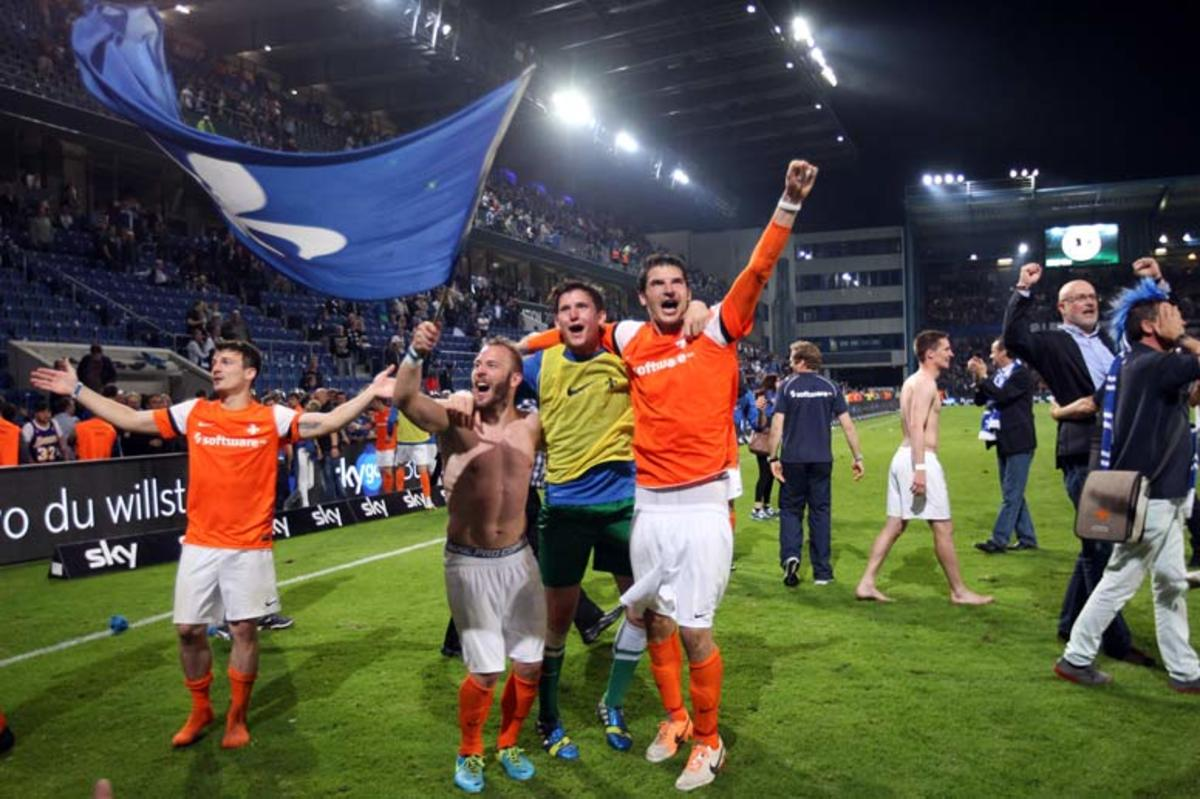 Miracle at Darmstadt: Defying the Odds