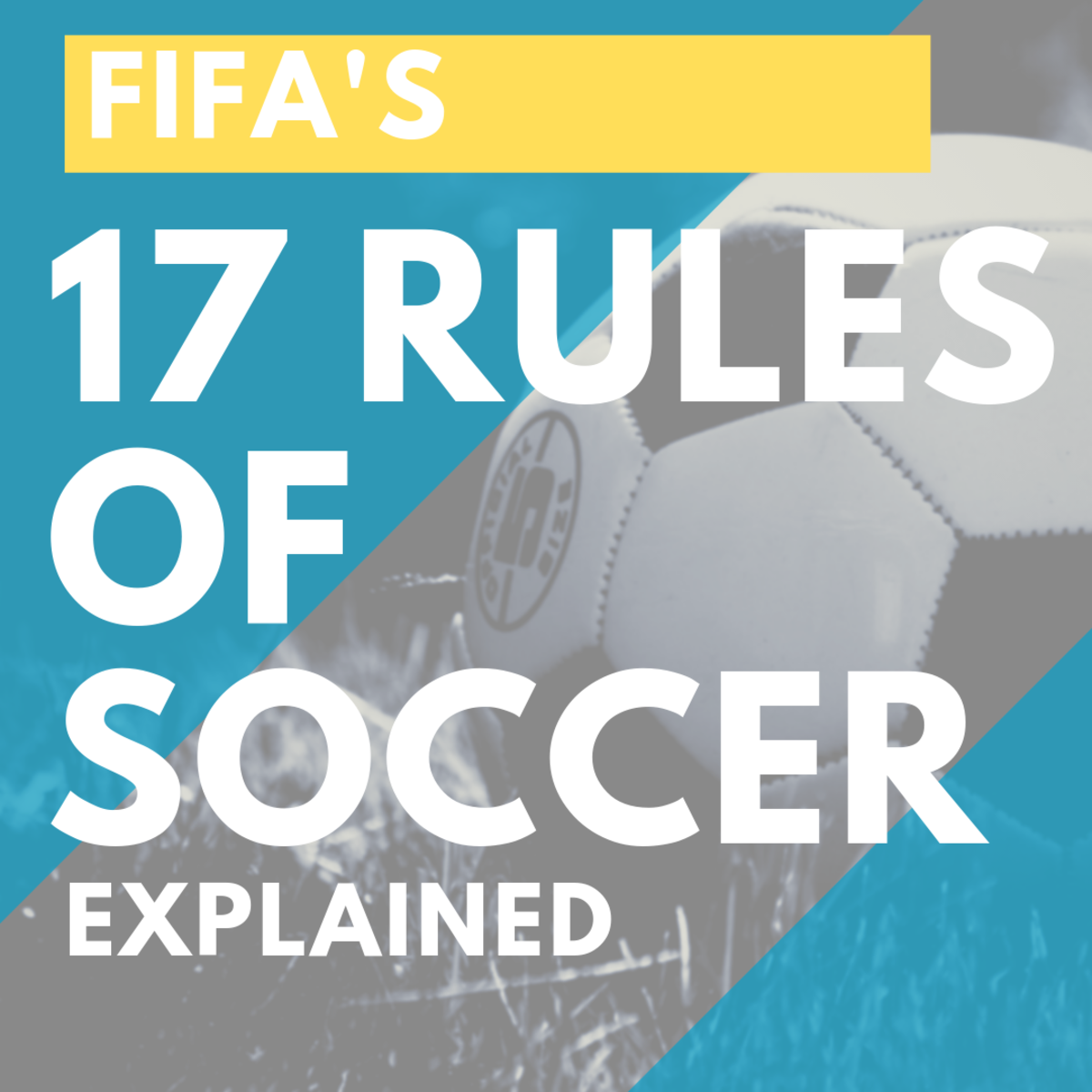 "The Basic Rules of Soccer (Football): FIFA's 17 ""Laws of the Game"""