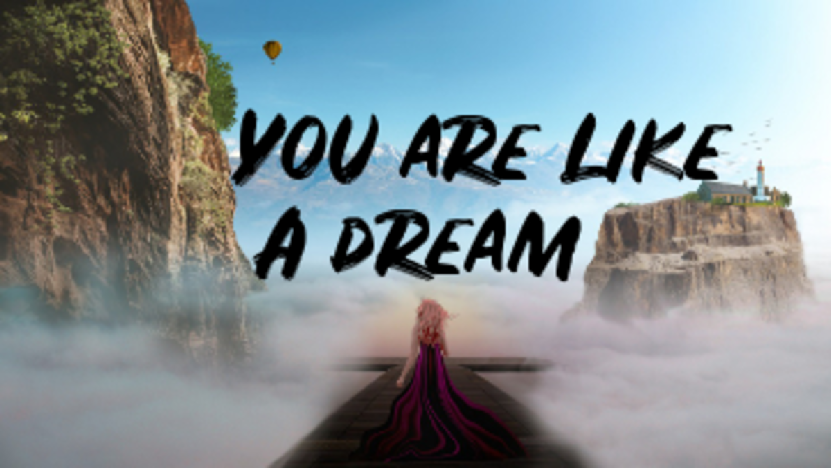 Poem: You Are Like a Dream