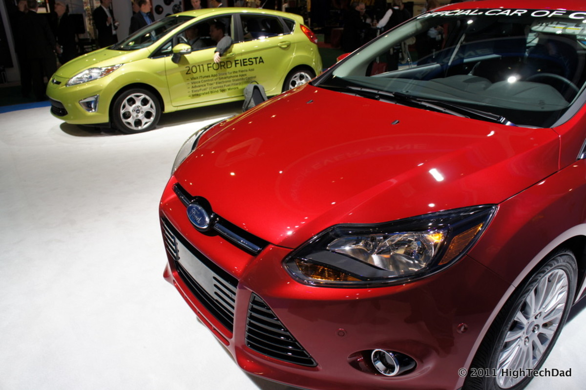 Buying a Used Car - Don't Buy a Ford Fiesta or Focus