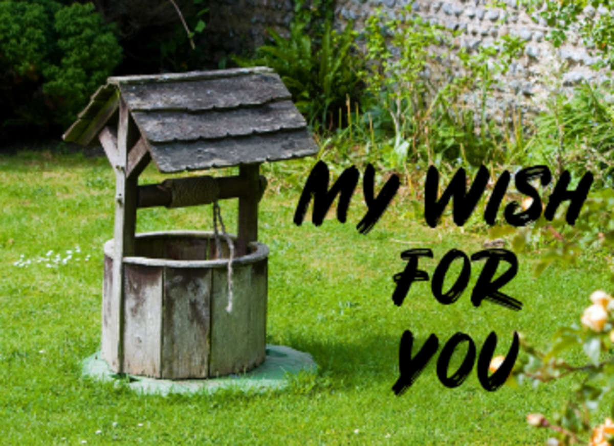 Poem: My Wish for You